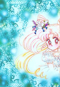 mine manga sailor moon usagi tsukino black moon bishoujo senshi sailor moon artbook sailor moon R chibiusa tsukino my manga edits