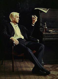 Draco Malfoy -Ttom Felton