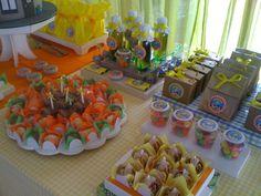 Comidas Festa Infantil do Chaves
