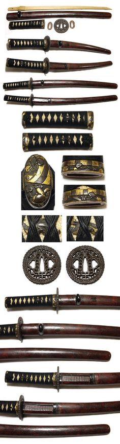 Japanese Katana Japan Katana Swords, Samurai Swords, Samurai Warrior, Japanese Blades, Japanese Sword, Martial Arts Weapons, Swords And Daggers, Arm Armor, Kendo