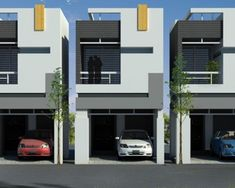 4 bedroom duplex house plans