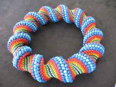 My first Cellini spiral bracelet.