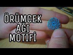 İğne Oyası Sıralı Model Anlatımlı Yapılışı - YouTube
