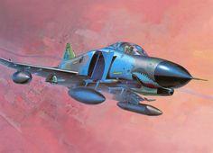 F-4E Phantom II (Shigeo Koike)