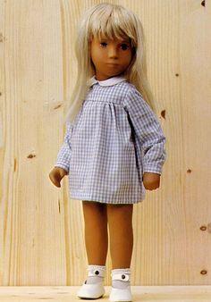 I loved sasha dolls. I still have mine over 30yrs  later