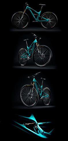 Yeti SB95 Carbon mountain bike