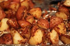 Lipton Onion Soup Mix Onion-Roasted Potatoes