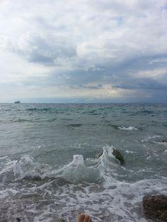 카프리해변