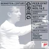 Grieg: Peer Gynt Suites Nos. 1 & 2; Norwegian Dance; March of the Trolls; Sibelius: Finlandia; Valse Triste [CD]