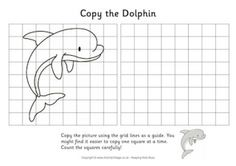 Grid Copy Dolphin