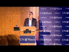 Philippe Val, former Charlie Hebdo editor, receives 2015 UN Watch human rights award - YouTube