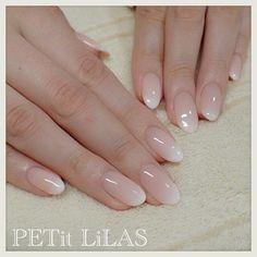 Semi-permanent varnish, false nails, patches: which manicure to choose? - My Nails Classy Nails, Cute Nails, Pretty Nails, Ombre French Nails, French Tip Nails, American Nails, Bride Nails, Wedding Nails, Gelish Nails