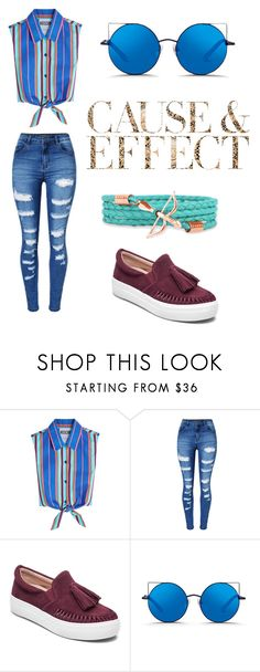 """I'm trying not to think about you"" by anako17 ❤ liked on Polyvore featuring Moschino, WithChic, J/Slides, Matthew Williamson, Falcone and Envi:"