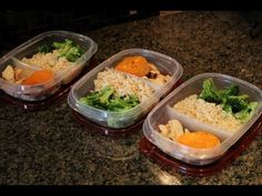 Bodybuilding & Fitness Meal Prep & Storage for Work or School...GREAT website for recipes, videos, etc.