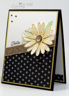 Stampin' Up! Daisy Delight Sneak Peek - Card-iology By Jari