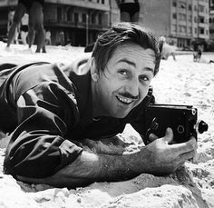Walt Disney 1941. Picture from Life Magazine