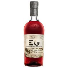 Buy Edinburgh Gin Plum & Vanilla Liqueur, 50cl Online at johnlewis.com