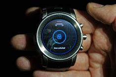 Wearing LG's webOS smartwatch made me happy | The Verge
