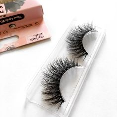"907304d3ad3 My Lash Wish on Instagram: ""Our Sweet Spot 3D mink lashes are all that.  Dramatic. Romantic. 🍭😍 We all know a smokey eye can sometimes make lashes  ..."