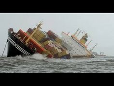 Epic Crazy Boat Crashes and Ship accident compilation 2015! - YouTube