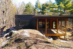 Frontenac House | Net Zero Energy House Design | Solares Architecture