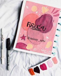 School Notes, I School, Feminist Art, Letter I, School Projects, Vsco, Scrapbooking, Notebook, Bullet Journal