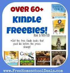 60+ Free Kindle Books: 40 Fun & Easy Science Experiments For Kids, Recession-Proof Your Pantry, How to Speed Read, + More! for 1/10/13