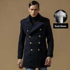 Winter Coat Men Wool Cotton Double Breasted Long Designer Jacket Thicken Mens Peacoat Size M-3XL A0837 http://thegayco.com/products/winter-coat-men-wool-cotton-double-breasted-long-designer-jacket-thicken-mens-peacoat-size-m-3xl-a0837?utm_campaign=crowdfire&utm_content=crowdfire&utm_medium=social&utm_source=pinterest