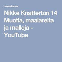 Nikke Knatterton 14 Muotia, maalareita ja malleja - YouTube