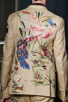 Valentino | Spring 2015 Menswear Collection | Style.com nature nature nature