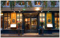 파리 맛집 가장 오래된 레스토랑 - Le Procope