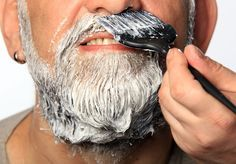 It is not so easy to choose the right beard dye . So we help you choose the right colorant based on many factors and present the 10 Best Beard Dye Grey Beard Dye, Mens Beard Dye, Grey Hair Dye, Dyed Hair, Dyed Beard, Ian Mckellen, Beard Growth, Beard Care, Beard Styles For Men