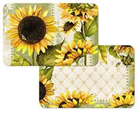 CounterArt Sunflowers in Bloom Collection
