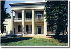 The Hermitage, home of President Andrew Jackson. Hermitage, Tennessee