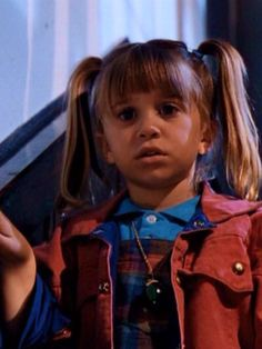 Ashley Fuller Olsen 1993 in movie Double,Double Toil and Trouble