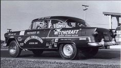 Blast from the Past Drag Racing