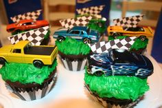 Hot Wheels Themed Birthday Party