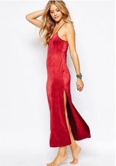 FREE PEOPLE She Moves Maxi in Berry Size Small  98 NWT  OB419817   FreePeople   a55c960e5832