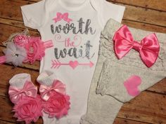 baby girl coming home outfit, newborn baby girl take home outfit, baby girl clothes, hospital outfit, baby girl, baby girl outfit, baby girl by SweetnSparkly on Etsy https://www.etsy.com/au/listing/259803581/baby-girl-coming-home-outfit-newborn