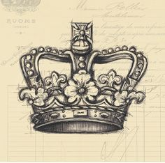 Think I found the crown tattoo I've wanted!