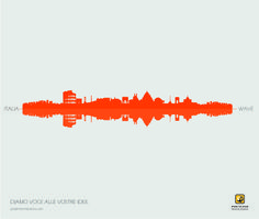 """Polyline Translations Voice Over Service Advertising """"ITALIA"""""""