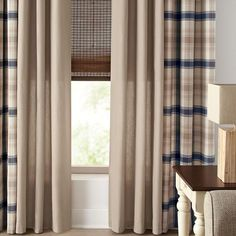 Nantucket Foam Back Duo Top Rod Pocket/Back Tab Panel - Curtain for $31.99