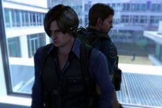 Saga, Resident Evil Anime, Evil Games, Leon S Kennedy, Gang Up, Jill Valentine, Big Guys, One Liner, How To Run Faster