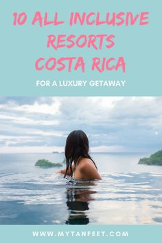 10 amazing all inclusive resorts in Costa Rica. Click through to find out what they are: mytanfeet.com/hotels-in-costa-rica/best-all-inclusive-hotels-in-costa-rica-resorts/