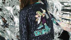 Disney x Mary Katrantzou for Colette Mary Katrantzou, Reusable Tote Bags, Disney, Style, Fashion, Swag, Moda, Fashion Styles, Fashion Illustrations