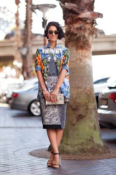 Sydney Fashion Week Spring 2012 Street Style - Australia Fashion and Style 2012 - Harpers BAZAAR