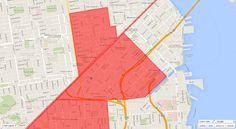 Evitate come la peste:  il Tenderloin SOMA tutta Market St Mission District fino alla 18th Oakland (che non è SF, è oltre il Bay Bridge, ma evitate)