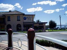 Jervis Bay, NSW, Australia Huskisson pub - great spot!