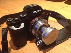 A7r and a Leica Summitar 50mm f/2 (LTM): Sony Alpha Full Frame E-mount Talk Forum: Digital Photography Review