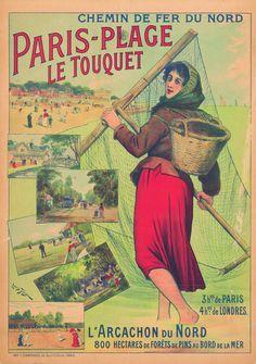 Le Touquet Paris-Plage, 1900